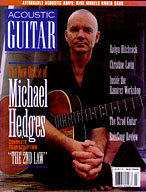 Acoustic Guitar, March 1997